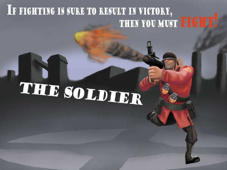 team fortress 2 meet the soldier first person animation