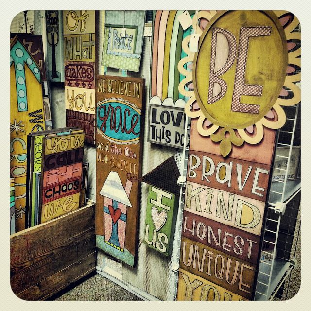 AWESOM SITE !!  1001 mod podge ideas