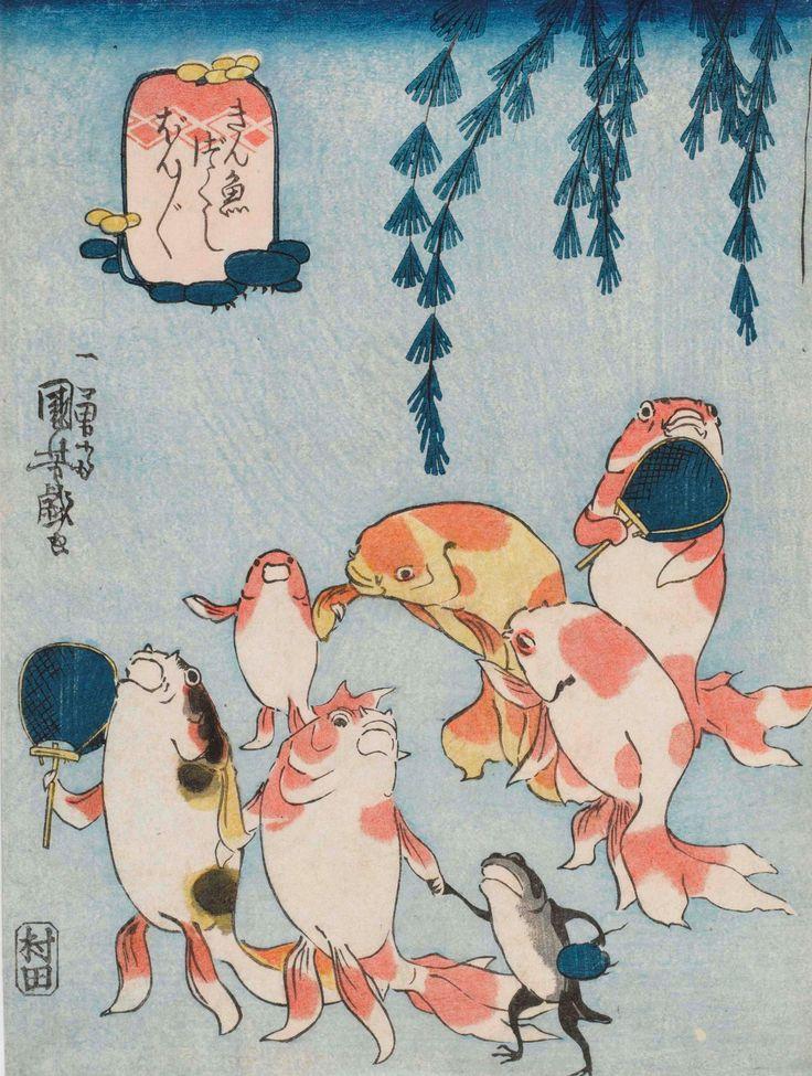 Kuniyoshi: xilografía japonesa - Cultura Colectiva - Cultura Colectiva