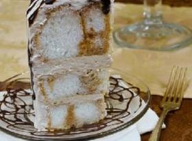 Light Tiramisu Angel Food Cake Recipe