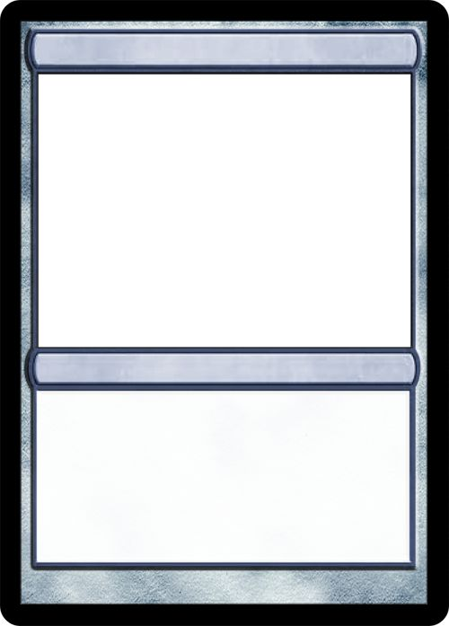 Custom Card Template » Blank Magic Card Template - Free Card ...
