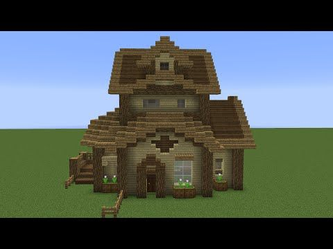how to build a realistic house in minecraft