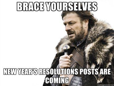 2013 in Memes: Your New Year's Resolutions | http://campusriot.com/2013-memes-new-years-resolutions/