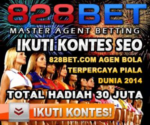 828bet.com agen bola terpercaya piala dunia 2014 | Kontes SEO - http://beritakontesseo.blogdetik.com/828betcom-agen-bola-terpercaya-piala-dunia-2014.html