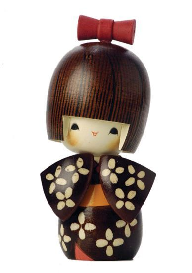 I really like kokeshi dolls In honor of my granny's heritage
