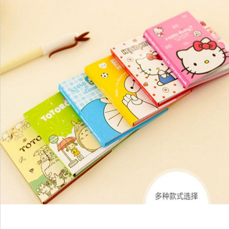 Cute Kawaii Cartoon Totoro Baymax Memo Pad Lovely Kitty Doraemon Post it Note Korean Stationery School Supply Free shipping 156 #>=#>=#>=#>=#> Click on the pin to check out discount price, color, size, shipping, etc. Save and like it!