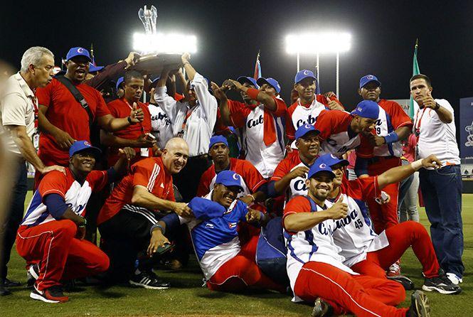 México cae ante Cuba en la final de la Serie del Caribe