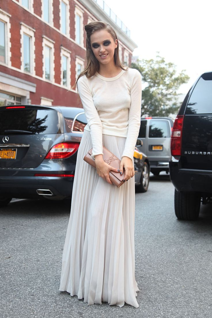17 Best images about How to Wear.. a Maxi Skirt on Pinterest ...