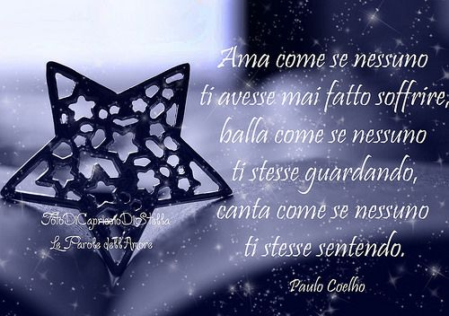 Ladra di Stelle - Le Parole dell'Amore - Paulo Coelho