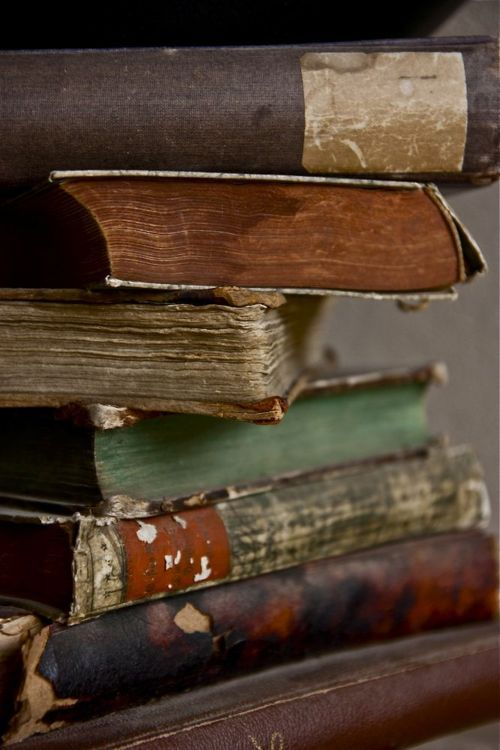 Old Books Old Soul