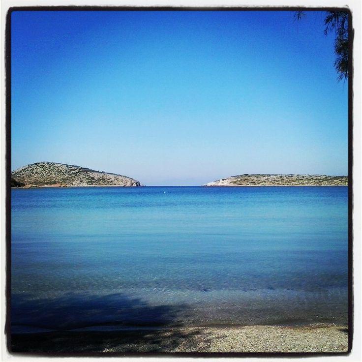 Blefouti beach, Leros, Greece