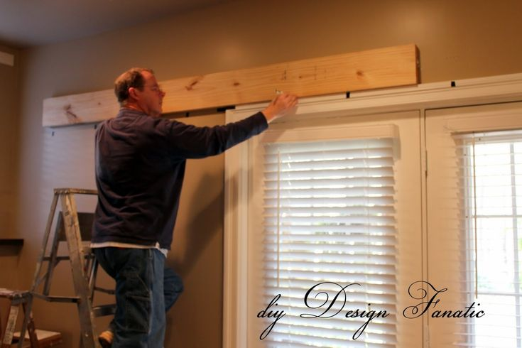 Hanging A Barn Door Without Studs