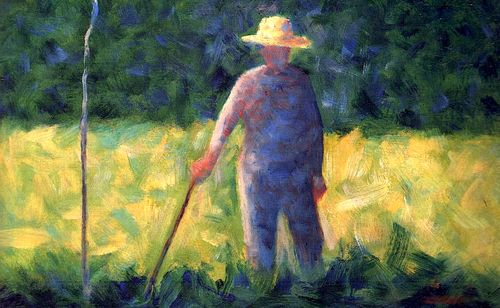 Georges Seurat , French painter