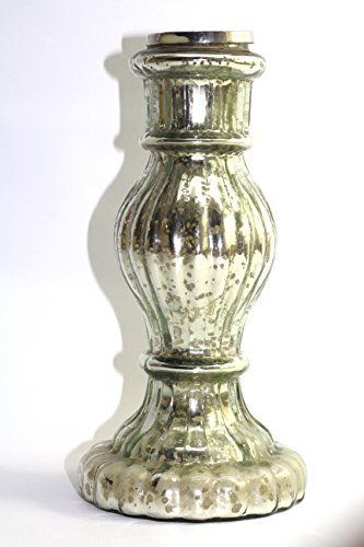 antique Silver Glass Candlesticks >>> Check out this great product.Note:It is affiliate link to Amazon.