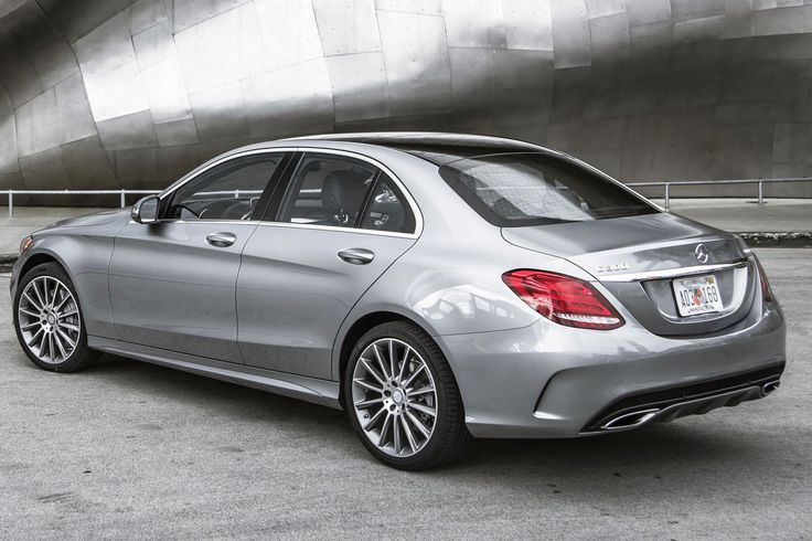 2015 luxury sedans | 2015 Mercedes-Benz C-Class C300 Luxury 4MATIC 4dr Sedan AWD (2.0L 4cyl ...