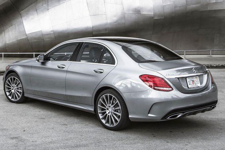 2015 luxury sedans | 2015 Mercedes-Benz C-Class C300 Luxury 4MATIC 4dr Sedan AWD (2.0L 4cyl ...