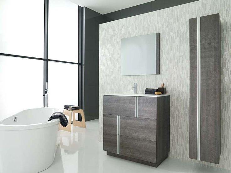53 best images about kopalnica porcelanosa on pinterest for Porcelanosa bathroom vanities