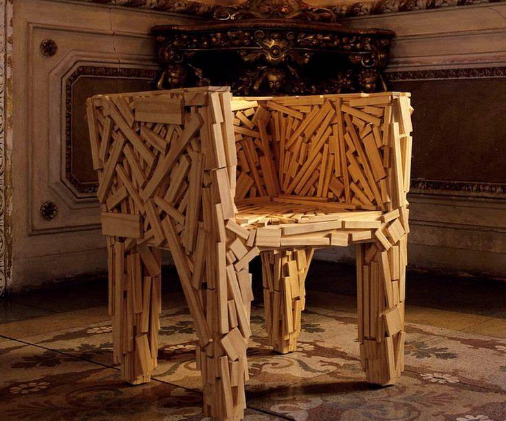 Stuhl Favela von edra
