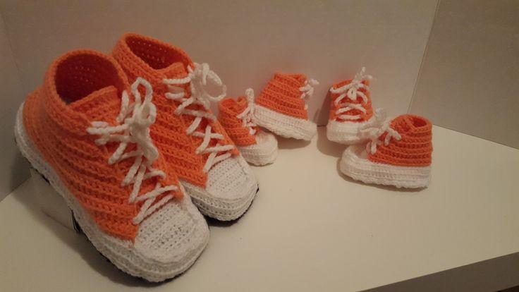 High Top Sneaker Slippers