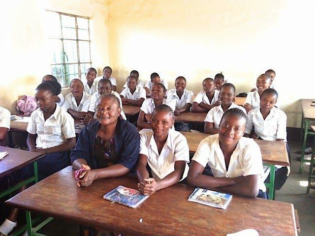 Lubumbashi girls