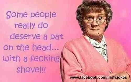 She couldn't have said it better -Mrs browns boys
