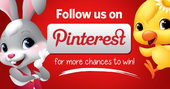 Follow Our Boards On Pinterest!
