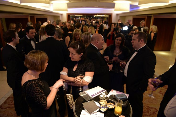 More than 400 guests gathered to celebrate the Best of British Engineering