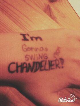 Chandelier | Sia