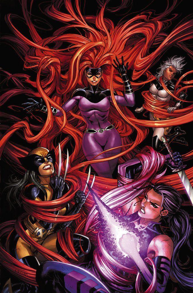 Inhumans vs X-Men #1 (Kirkham Variant)