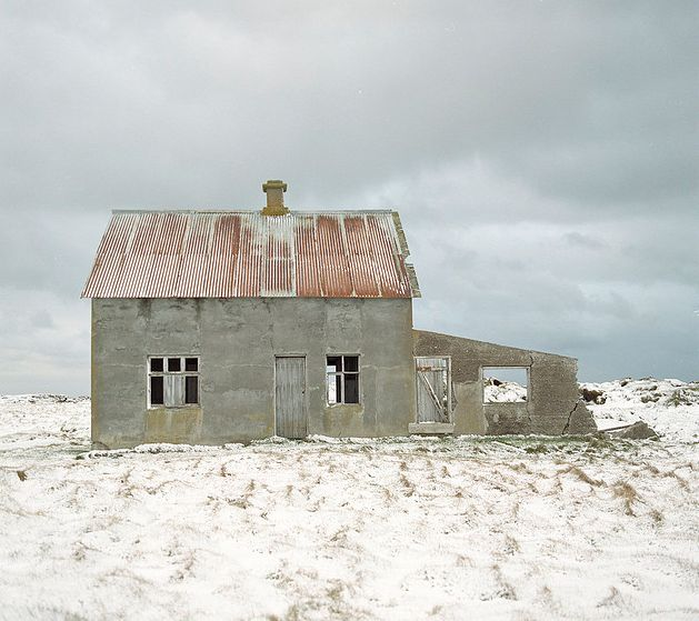 via Hunters & Gatherers at Home Numi Thorvarsson's series on Icelandic abandoned homes