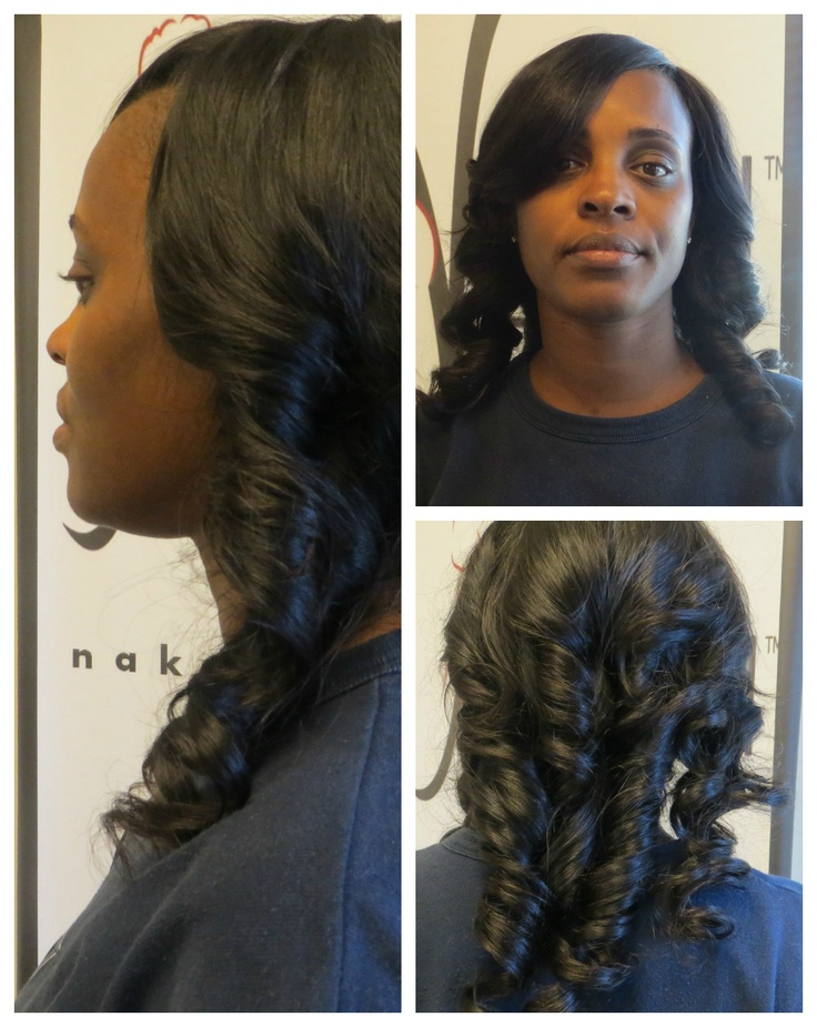 Full Closure Sew In Hair Styles Weave Styles Beauty
