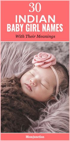 Amidst fun, joy and happiness, now it's time for naming your angel. Confused which will be the best one? Check 30 unique indian baby girl names with meaning