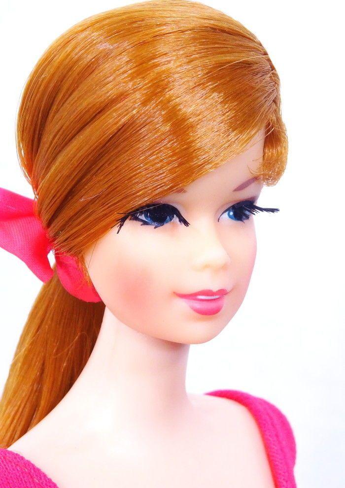 Amazing Vintage Redhead Twist 'N Turn Stacey Doll MINT | eBay