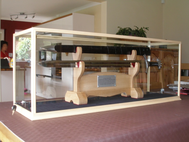 1000 Images About Sword Display Case On Pinterest Wall