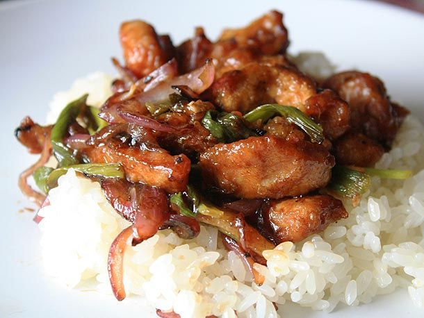 Chinese Sweet and Sour Pork from Serious Eats
