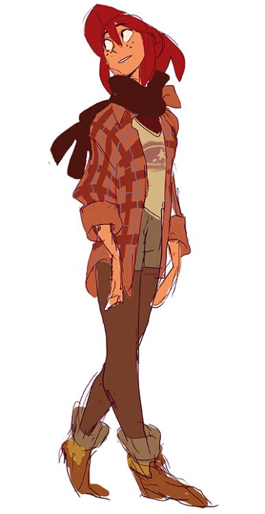 Character Design Challenge Twitter : Best character design tomboy images on pinterest