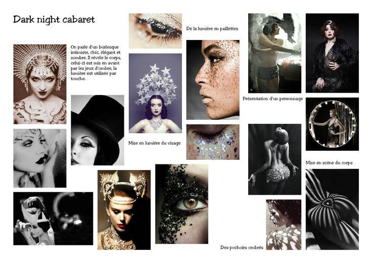 dark night cabaret palette