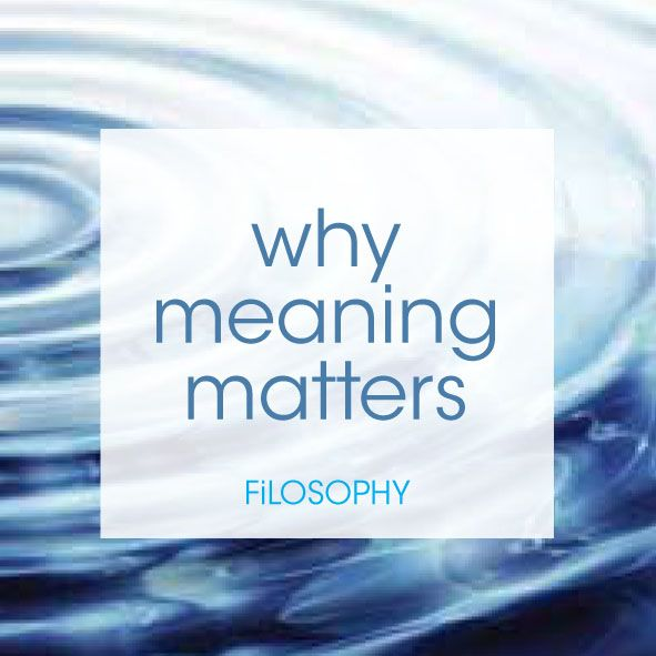 "Despite society's overwhelming focus on finding happiness, recent research suggests fostering meaning would be wiser.    Read FiLOSOPHY's article ""Why meaning matters"" in the latest Nature & Health magazine to find out more, including five avenues to increase a sense of meaning and purpose in your life.    Click here to view article: http://www.filosophy.com.au/#/media/ #meaning #meaningfulness #happiness"