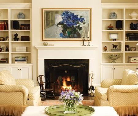 Best 20+ Bookshelves around fireplace ideas on Pinterest   Shelves ...