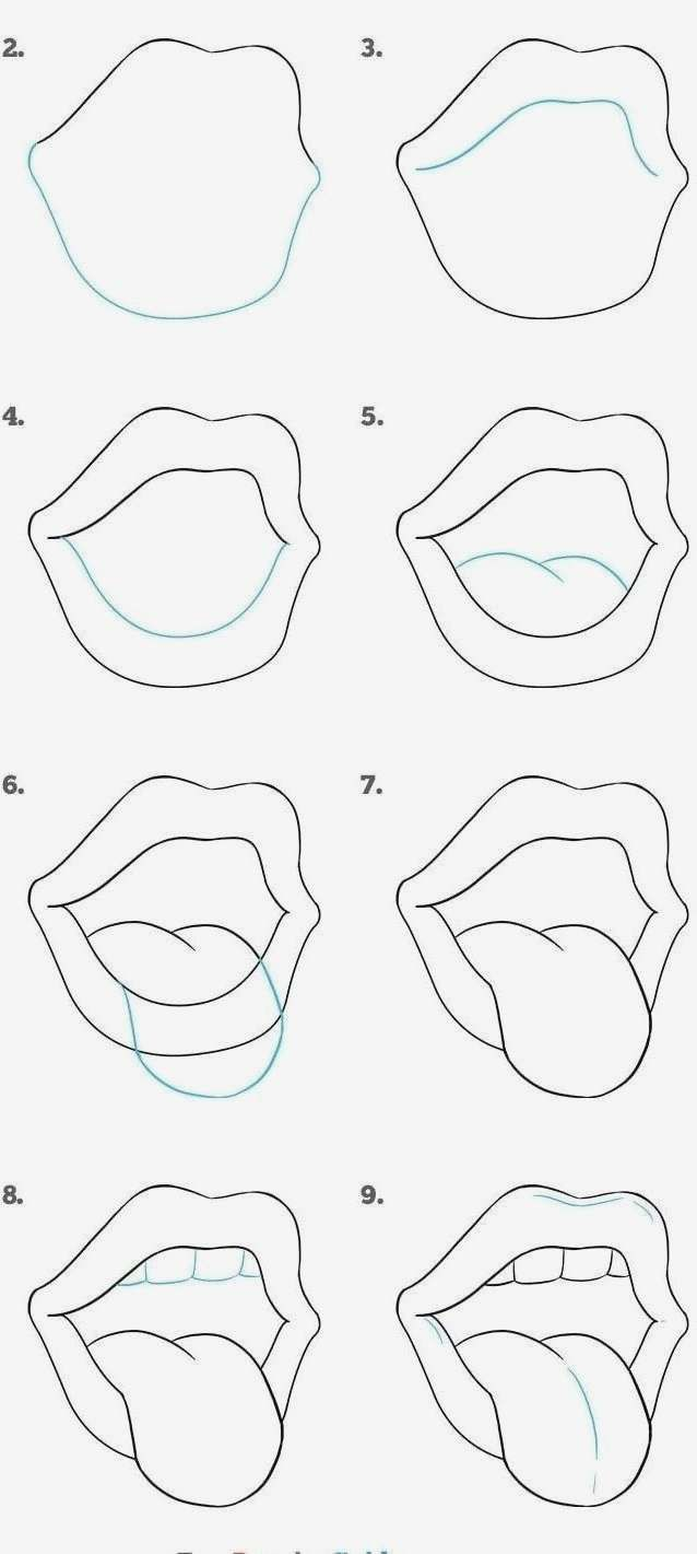 20 Easy Drawing Tutorials For Beginners Cool Things To Draw Step By Step Be In 2020 Drawing Tutorial Easy Cute Easy Drawings Easy Doodle Art
