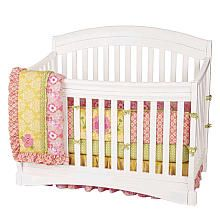 Solutions by Kids R Us Curved Crib - White