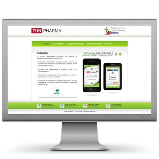 TunPharma : Application mobile pour trouver les pharmacies ouvertes les plus proches en Tunisie