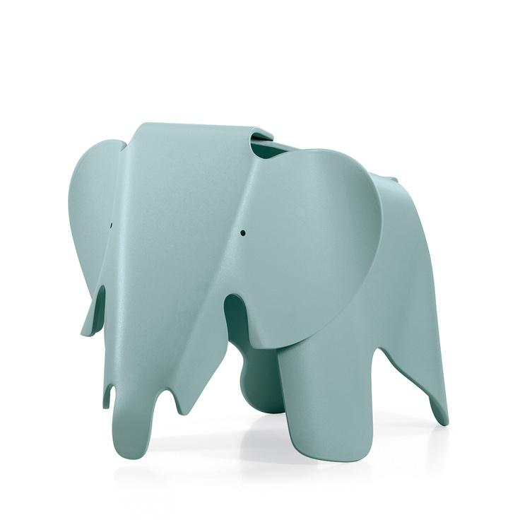 Eames Elephant Ice Gray for children