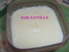 DukanVille Ricette Dukan: FORMAGGIO SIMIL STRACCHINO