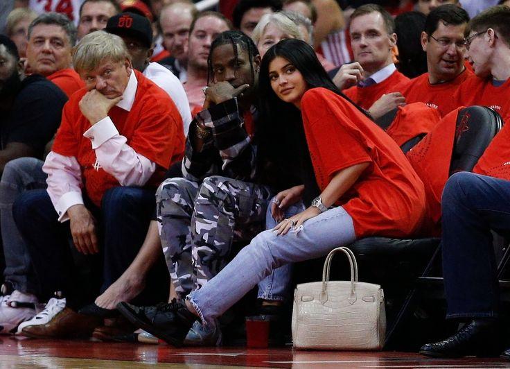 Yes, Kylie Jenner Was Still Dating Tyga When She Met Travis Scott