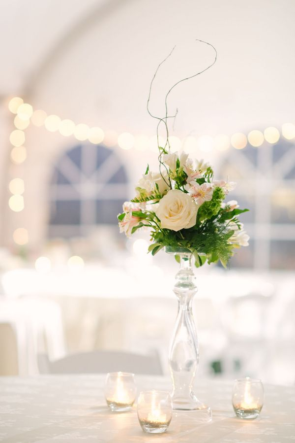 211 best images about black white wedding on pinterest for Wedding reception centrepieces