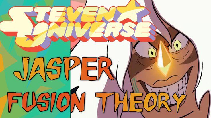 Steven Universe Theory: JASPER IS A HOMEWORLD FUSION EXPERIMENT?!