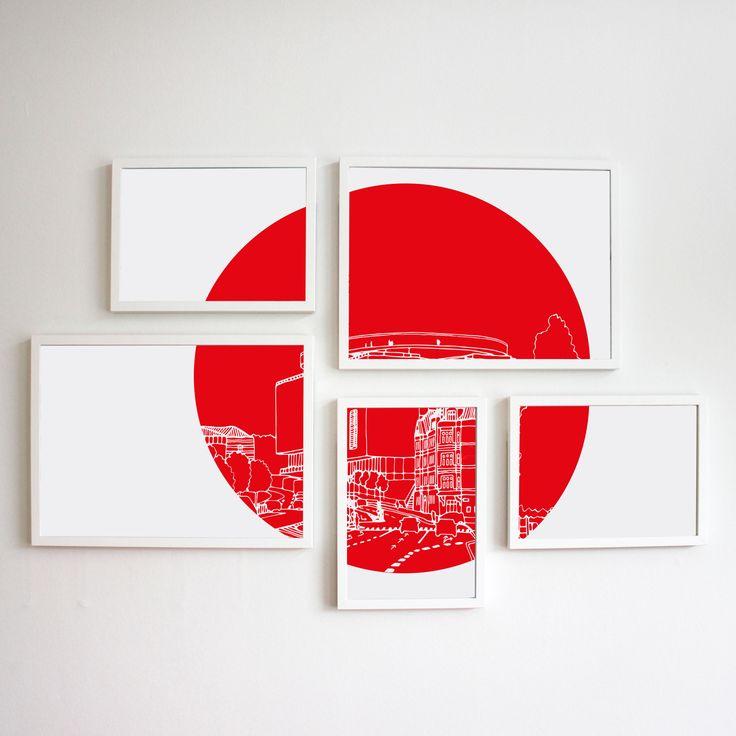 Fragmented Framed ARoS