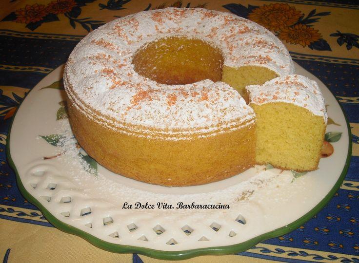 Per una colazione sofficiosa, vi propongo la classica torta 7 vasetti al limone....con qualche piccola modifica! E' deliziosa e facilissima da realizzare!