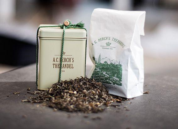 Kvalitets Te i mange variationer fra | A.C. PERCHS